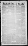 Santa Fe Weekly Gazette, 05-31-1856