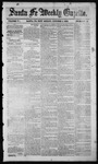 Santa Fe Weekly Gazette, 10-04-1856