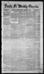 Santa Fe Weekly Gazette, 10-11-1856