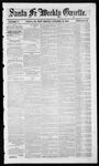Santa Fe Weekly Gazette, 10-18-1856