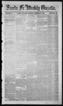 Santa Fe Weekly Gazette, 10-25-1856