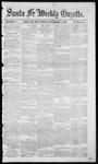 Santa Fe Weekly Gazette, 11-01-1856