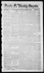 Santa Fe Weekly Gazette, 11-15-1856