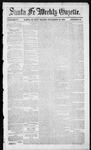 Santa Fe Weekly Gazette, 11-22-1856