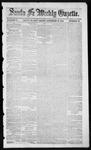 Santa Fe Weekly Gazette, 11-29-1856