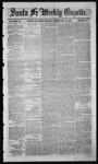 Santa Fe Weekly Gazette, 02-28-1857