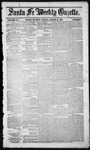 Santa Fe Weekly Gazette, 03-21-1857