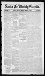 Santa Fe Weekly Gazette, 03-28-1857