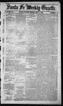 Santa Fe Weekly Gazette, 07-04-1857