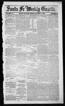 Santa Fe Weekly Gazette, 08-08-1857