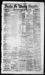 Santa Fe Weekly Gazette, 10-31-1857