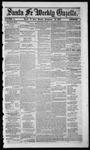 Santa Fe Weekly Gazette, 12-19-1857