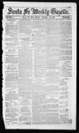 Santa Fe Weekly Gazette, 01-16-1858