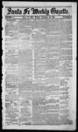 Santa Fe Weekly Gazette, 02-20-1858