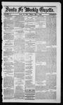 Santa Fe Weekly Gazette, 05-01-1858