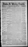 Santa Fe Weekly Gazette, 07-24-1858