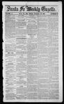Santa Fe Weekly Gazette, 11-20-1858