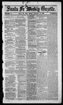 Santa Fe Weekly Gazette, 12-11-1858