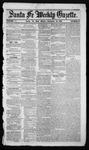 Santa Fe Weekly Gazette, 12-18-1858