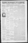 Santa Fe Weekly Gazette, 01-28-1865