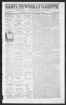 Santa Fe Weekly Gazette, 05-13-1865
