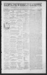 Santa Fe Weekly Gazette, 06-10-1865
