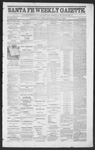 Santa Fe Weekly Gazette, 07-01-1865