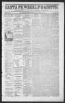 Santa Fe Weekly Gazette, 07-22-1865