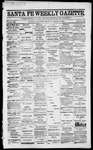 Santa Fe Weekly Gazette, 05-09-1868