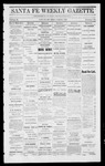 Santa Fe Weekly Gazette, 03-06-1869