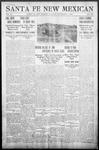 Santa Fe New Mexican, 09-07-1909