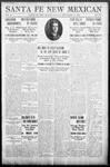 Santa Fe New Mexican, 09-13-1909
