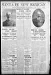 Santa Fe New Mexican, 09-21-1909