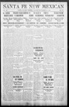 Santa Fe New Mexican, 09-28-1909
