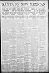 Santa Fe New Mexican, 10-01-1909