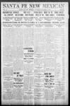 Santa Fe New Mexican, 10-02-1909