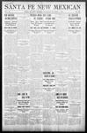 Santa Fe New Mexican, 10-07-1909