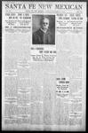 Santa Fe New Mexican, 10-12-1909