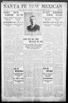 Santa Fe New Mexican, 10-14-1909