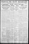 Santa Fe New Mexican, 10-16-1909