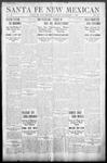 Santa Fe New Mexican, 11-01-1909