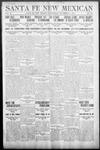 Santa Fe New Mexican, 11-03-1909