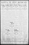 Santa Fe New Mexican, 11-08-1909