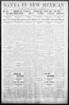 Santa Fe New Mexican, 11-09-1909