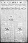 Santa Fe New Mexican, 11-10-1909