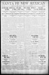 Santa Fe New Mexican, 11-11-1909