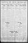 Santa Fe New Mexican, 11-15-1909