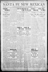 Santa Fe New Mexican, 11-20-1909
