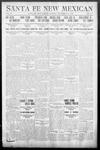 Santa Fe New Mexican, 11-29-1909