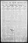 Santa Fe New Mexican, 12-03-1909